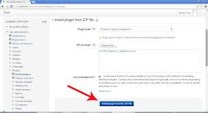 moodle plugin for plagiarism detection net skip this step if you use moodle 2 plugin installer