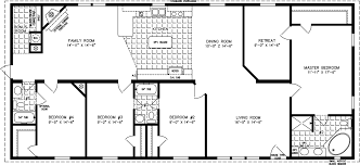 Floor Plans   Manufactured Homes  Modular Homes  Mobile Homes    The T N R • Model TNR  W Bedrooms  Bathrooms Square Feet  Download PDF View Details