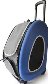 Ibiyaya <b>складная сумка</b>-<b>тележка 3</b> в 1 для собак до 8 кг (сумка ...