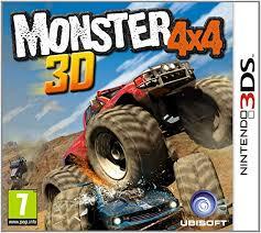 <b>Monster 4x4</b> (Nintendo 3DS): Amazon.co.uk: PC & Video Games