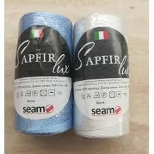 Отзывы о <b>Пряжа Seam Sapfir lux</b>