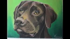 <b>Oil</b> Pastel tutorial for Beginners | How to draw a <b>Dog</b> | Saminspire ...