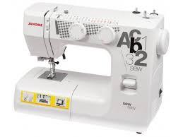 Купить <b>швейную</b> машину <b>Janome sew</b> easy белая по цене от ...