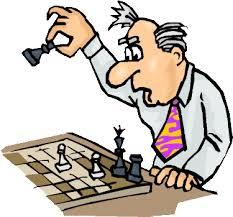 Resultado de imagen para ajedrez adultos mayores caricatura