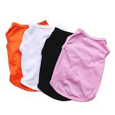 <b>Pet Clothing</b> Spring and <b>Summer</b> Dog Cat Clothes <b>Cute</b> YELLOW ...