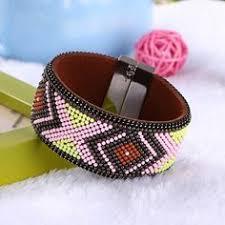 <b>Thread Bracelet Retro</b> Handmade <b>Boho</b> Bracelets Multi color in 12 ...