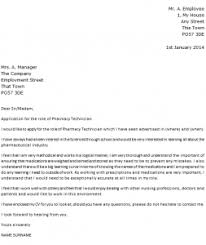 pharmacy technician cover letter example icoverorguk pharmacy technician cover letter