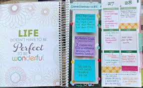 simply in control honest erin condren planner review and how to simply in control honest erin condren planner review and how to personalize simply