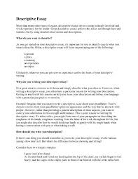format outline descriptive essay  outline for descriptive essay        outline for descriptive essay college what descriptive essay get help in writing essay