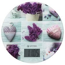 Купить <b>Весы кухонные Vitek</b> VT-2426 L в каталоге интернет ...