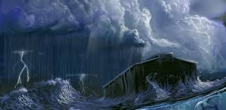 Image result for noah's flood