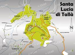 sainte lucie de tallano communaut des communes de lalta rocca corse aglise saint lucien de