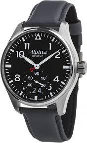Швейцарские <b>часы Alpina</b> Startimer <b>AL</b>-<b>280B4S6</b>
