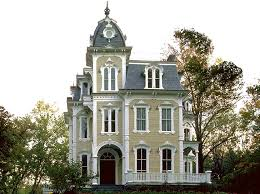French House Plans   Mansard Roof