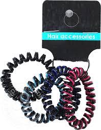 Купить <b>Резинка для волос</b> Principessa Mix04.5 NP 4шт с ...