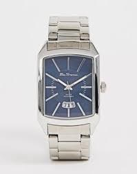 <b>Мужские</b> наручные <b>часы</b> с квадратным циферблатом <b>Ben</b> ...