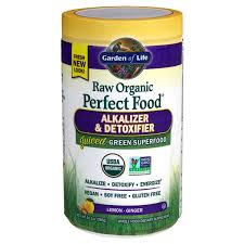 <b>Raw Organic Perfect</b> Food Alkalizer & Detoxifier Mineral & Herbal ...