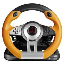 ROZETKA | Проводной <b>руль SPEEDLINK Drift O. Z.</b> Racing Wheel ...
