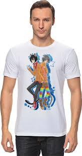 Футболка <b>классическая Printio Nyan</b> Cat & Tac Nayn T-shirt #675135