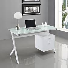 full size of black ikea glass top desk