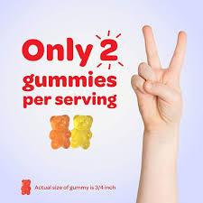 Yummi Bears <b>Sugar Free</b> Complete <b>Multi</b>-<b>Vitamin</b>, 60s | Guardian ...