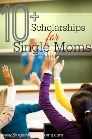 10+ Legitimate Places You Can Apply for Single Moms Scholarships ...