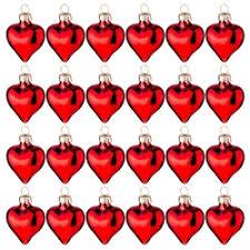 «<b>Набор</b> елочных игрушек <b>Lefard Красные</b> Сердечки 862-257 ...