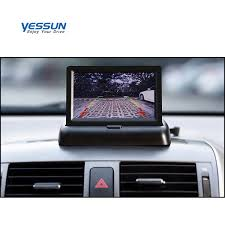 2019 <b>Yessun</b> 4.3 Inch Foldable <b>Car</b> Monitor TFT LCD Display ...