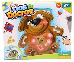 <b>Настольная игра Veld</b> Co Naughty Dog Doctor — купить по ...