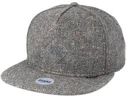 Spotted Edge <b>5</b>-<b>Panel</b> Grey Snapback - <b>Djinns</b> - Start <b>бейсболку</b> ...