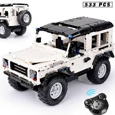 <b>Newest</b> Classic Building Toy <b>Technic</b> Series Blocks Racing <b>RC Car</b> ...