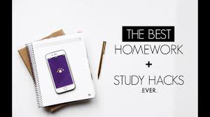 DIY STUDY HACKS FOR SCHOOL | Organization + <b>Homework</b> Tips ...