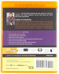 rich dad s guide to investing what the rich invest in that the rich dad s guide to investing what the rich invest in that the poor and middle class do not amazon co uk robert t kiyosaki 0889290309860 books