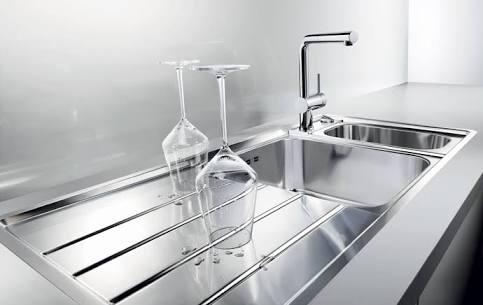 احدث اشكال احواض المطبخ