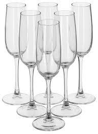 Luminarc <b>Набор фужеров для</b> шампанского Allegresse 6 шт 175 ...