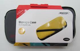 Чехол <b>сумка Dobe</b> Storage Case For Nintendo <b>Switch</b> Lite ...