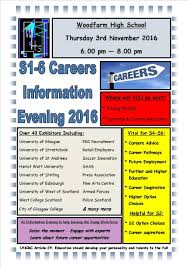 mrs mundie woodfarm high careers leaflet 2016