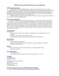 camp counselor cover letter example summer camp counselor cover career counselor cover letter sample resume ideas 232894 cilook us