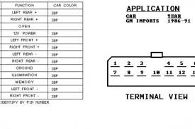 radio wiring diagram gmc sierra radio wiring diagrams