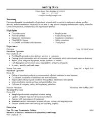 computer operator resume sample wedding invitation cover letter resume sample operator resume for forklift forklift operator petroleum refining operator resume sample eager world operator
