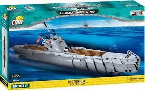 <b>Cobi</b> Подводная лодка <b>U</b>-<b>48</b> (<b>Cobi</b>-4805) - купить в Киеве, цена 1 ...