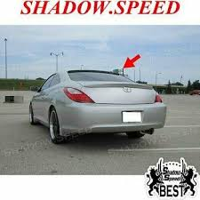 Painted PDL Type PUF <b>Rear Trunk Spoiler</b> Wing For 2004~09 ...