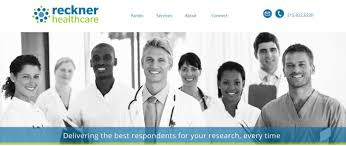 healthcare market research companies greenbook org reckner healthcare