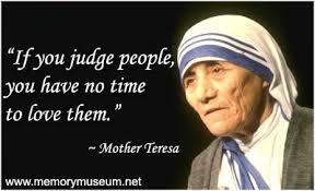 Mother Teresa Quotations - Memorymuseum.net via Relatably.com