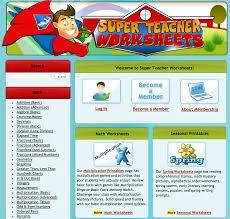 All Kinds of Worksheets and Printables You Need for Your Class ...Super Teacher Worksheets also provides a set of web tools to enable teachers to create their own printable worksheets.Teachers can use these generators to ...