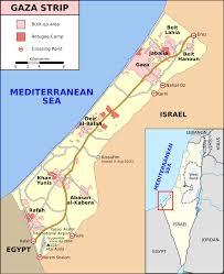 blockade of the gaza strip the gaza strip