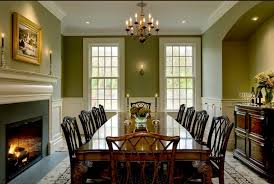 Formal Dining Rooms Elegant Decorating Mahogany Chippendale Chairs For Elegant Formal Dining Rooms