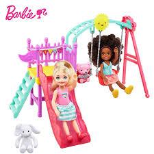 <b>Original Brand Barbie</b> Dream House Little <b>Mermaid</b> Mini Baby Dolls ...