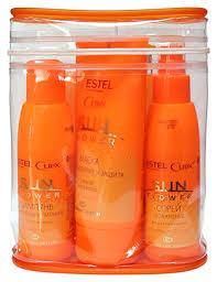 <b>Набор Estel</b> Professional <b>Curex</b> Sun <b>flower</b> — купить по выгодной ...