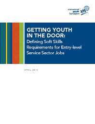 getting youth in the door defining soft skills requirements for back to library